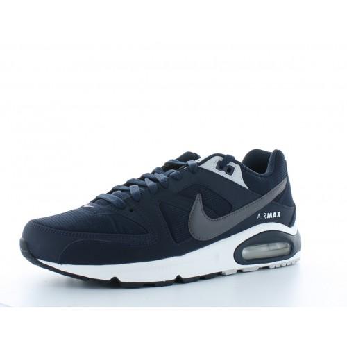 Nike Air Max Command bleu foncé