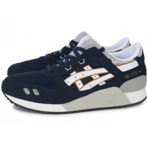 Achat / Vente produits Asics Gel Lyte 3 Femme Bleu Marine,Professionnel Courir Chaussures Asics Gel Lyte 3 Femme Bleu Marine Pas Cher[Chaussure-9874291]