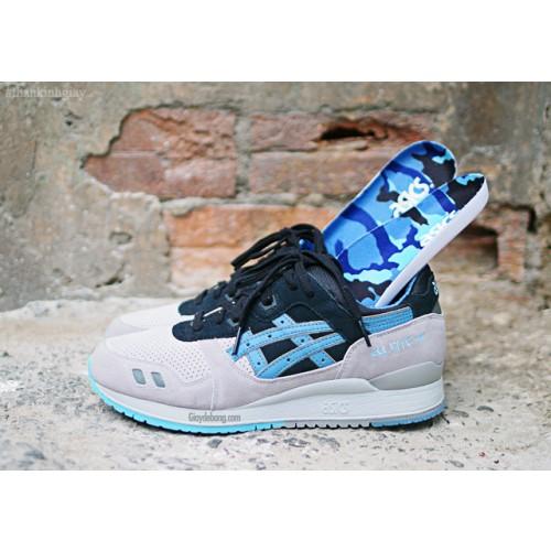 Achat / Vente produits Asics Gel Lyte 3 Femme Bleu,Professionnel Courir Chaussures Asics Gel Lyte 3 Femme Bleu Pas Cher[Chaussure-9874212]