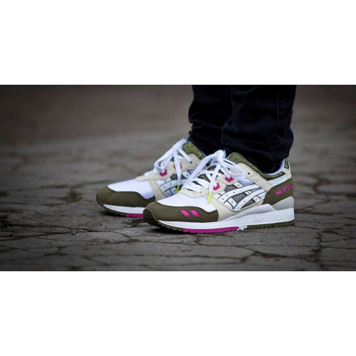 Achat / Vente produits Asics Gel Lyte 3 Femme Rose,Professionnel Courir Chaussures Asics Gel Lyte 3 Femme Rose Pas Cher[Chaussure-9874254]