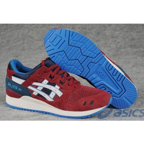 Achat / Vente produits Asics Gel Lyte 3 Femme Rouge,Professionnel Courir Chaussures Asics Gel Lyte 3 Femme Rouge Pas Cher[Chaussure-9874267]