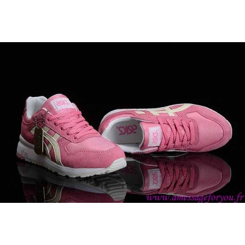 Achat / Vente produits Asics Gel Lyte 5 Femme Rose,Professionnel Courir Chaussures Asics Gel Lyte 5 Femme Rose Pas Cher[Chaussure-9874477]