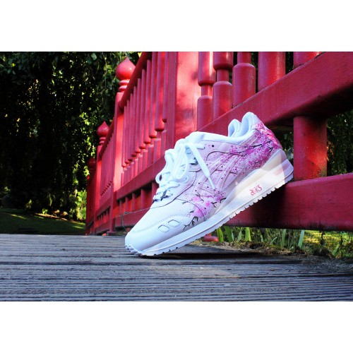 Achat / Vente produits Asics Gel Lyte 5 Femme Rose,Professionnel Courir Chaussures Asics Gel Lyte 5 Femme Rose Pas Cher[Chaussure-9874482]