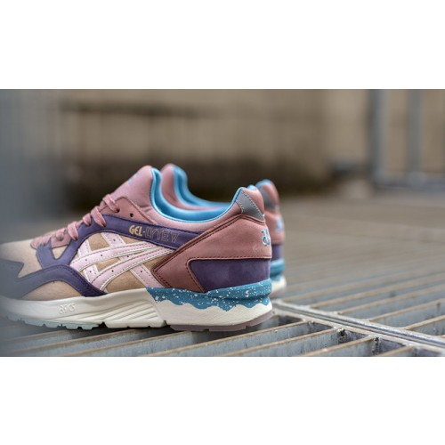 Achat / Vente produits Asics Gel Lyte 5 Femme Rose,Professionnel Courir Chaussures Asics Gel Lyte 5 Femme Rose Pas Cher[Chaussure-9874483]