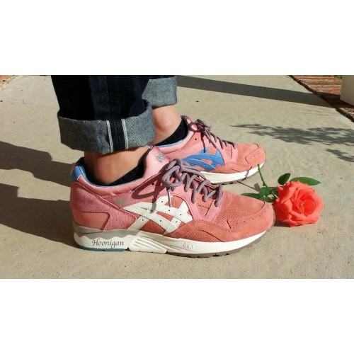 Achat / Vente produits Asics Gel Lyte 5 Femme Rose,Professionnel Courir Chaussures Asics Gel Lyte 5 Femme Rose Pas Cher[Chaussure-9874485]
