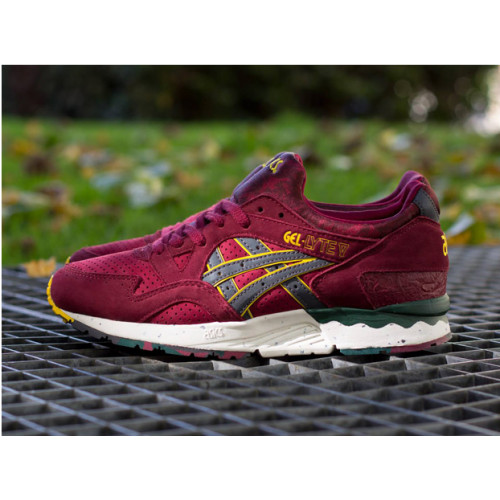 Achat / Vente produits Asics Gel Lyte 5 Femme Rouge,Professionnel Courir Chaussures Asics Gel Lyte 5 Femme Rouge Pas Cher[Chaussure-9874494]