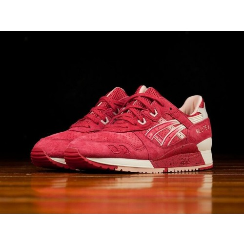 Achat / Vente produits Asics Gel Lyte 5 Femme Rouge,Professionnel Courir Chaussures Asics Gel Lyte 5 Femme Rouge Pas Cher[Chaussure-9874505]