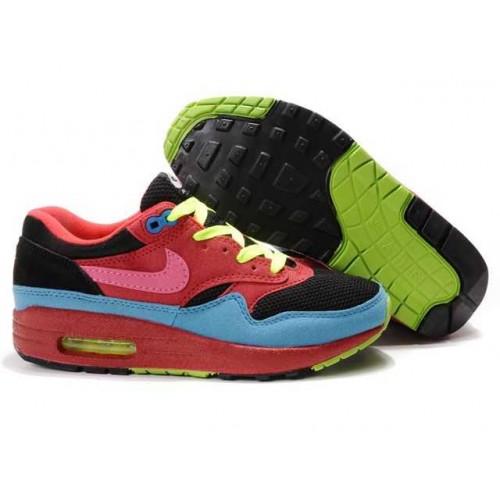 Achat / Vente produits Nike Air Max 1 Femme,Nike Air Max 1 Femme Pas Cher[Chaussure-9874940]