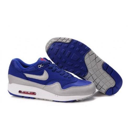 Achat / Vente produits Nike Air Max 1 Homme Bleu,Nike Air Max 1 Homme Bleu Pas Cher[Chaussure-9874994]