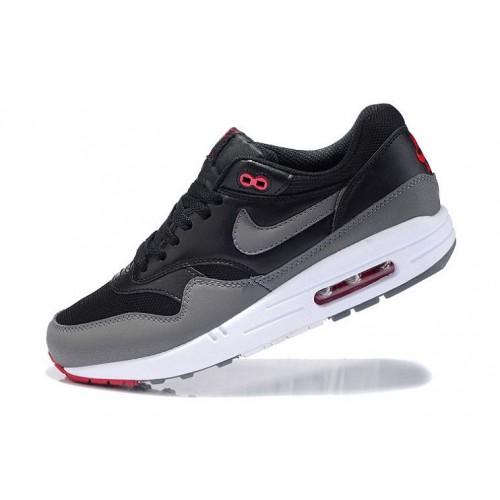 Achat / Vente produits Nike Air Max 1 Homme Grise,Nike Air Max 1 Homme Grise Pas Cher[Chaussure-9875007]