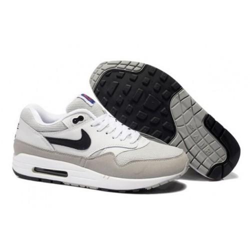 Achat / Vente produits Nike Air Max 1 Homme Grise,Nike Air Max 1 Homme Grise Pas Cher[Chaussure-9875015]