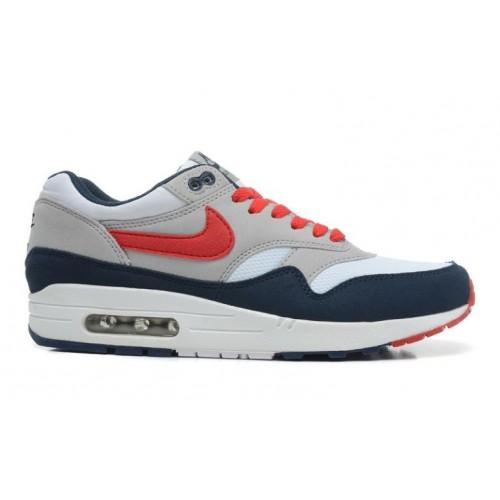 Achat / Vente produits Nike Air Max 1 Homme Grise,Nike Air Max 1 Homme Grise Pas Cher[Chaussure-9875017]