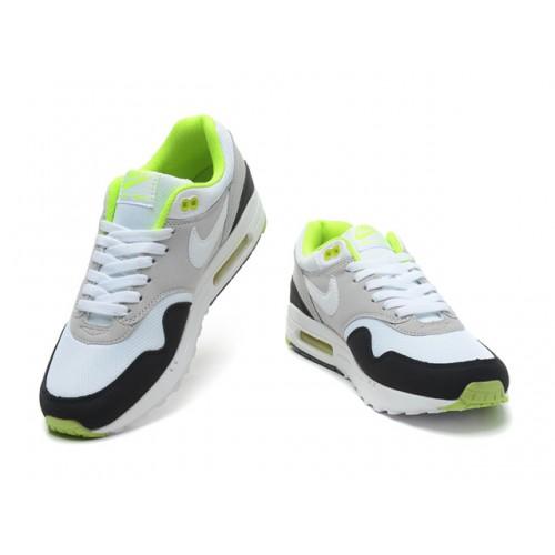 Achat / Vente produits Nike Air Max 1 Homme Grise,Nike Air Max 1 Homme Grise Pas Cher[Chaussure-9875022]