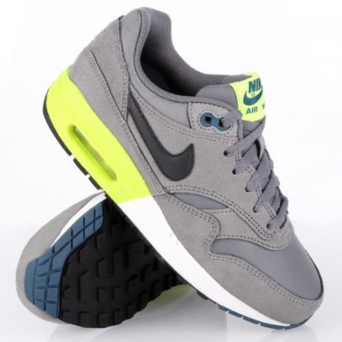 Achat / Vente produits Nike Air Max 1 Homme Grise,Nike Air Max 1 Homme Grise Pas Cher[Chaussure-9875024]