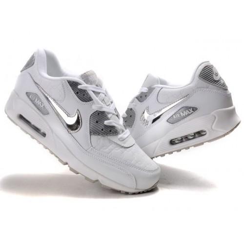 Achat / Vente produits Nike Air Max 90 Femme Blanc,Nike Air Max 90 Femme Blanc Pas Cher[Chaussure-9875200]