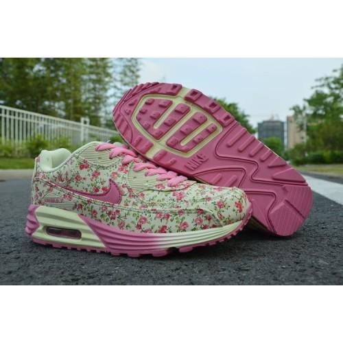 Achat / Vente produits Nike Air Max 90 Femme Fleur,Nike Air Max 90 Femme Fleur Pas Cher[Chaussure-9875230]