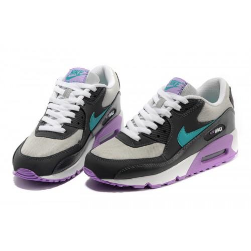 Achat / Vente produits Nike Air Max 90 Femme Grise,Nike Air Max 90 Femme Grise Pas Cher[Chaussure-9875244]
