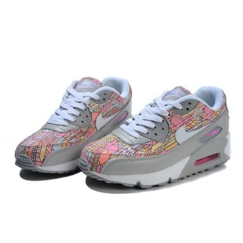 Achat / Vente produits Nike Air Max 90 Femme Grise,Nike Air Max 90 Femme Grise Pas Cher[Chaussure-9875249]