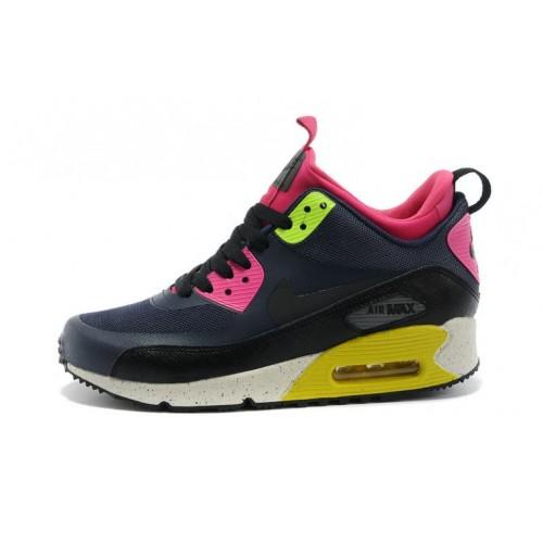 Achat / Vente produits Nike Air Max 90 Femme Mid,Nike Air Max 90 Femme Mid Pas Cher[Chaussure-9875277]