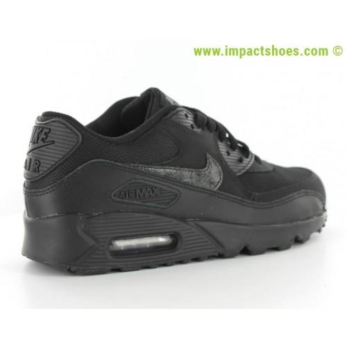 Achat / Vente produits Nike Air Max 90 Femme Noir,Nike Air Max 90 Femme Noir Pas Cher[Chaussure-9875336]