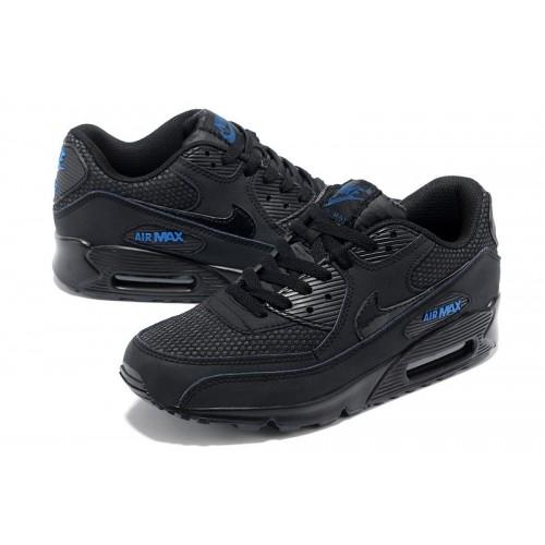 Achat / Vente produits Nike Air Max 90 Femme Noir,Nike Air Max 90 Femme Noir Pas Cher[Chaussure-9875361]