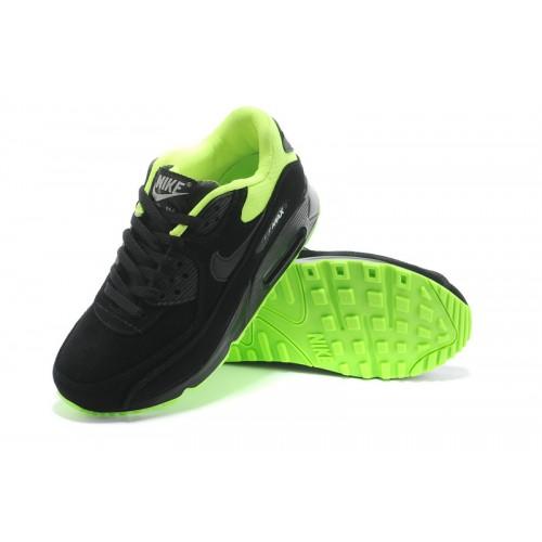 Achat / Vente produits Nike Air Max 90 Femme Noir,Nike Air Max 90 Femme Noir Pas Cher[Chaussure-9875372]