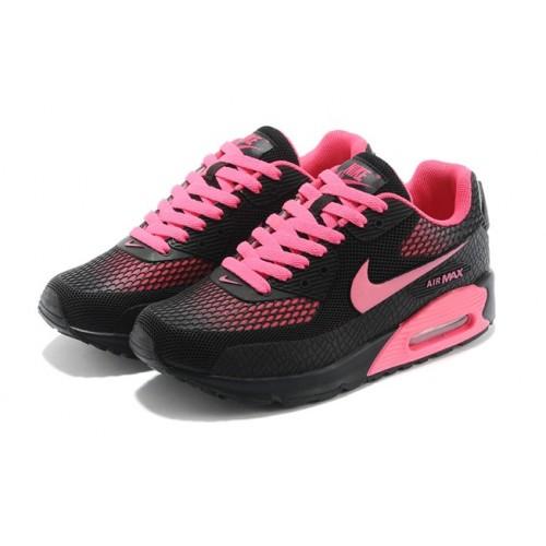 Achat / Vente produits Nike Air Max 90 Femme Noir et Rose,Nike Air Max 90 Femme Noir et Rose Pas Cher[Chaussure-9875299]