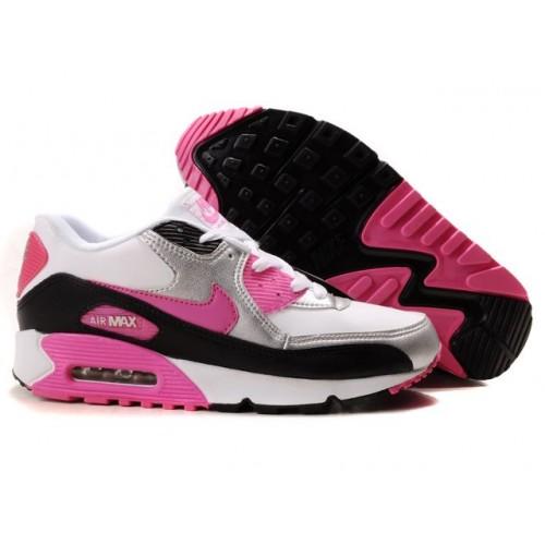Achat / Vente produits Nike Air Max 90 Femme Noir et Rose,Nike Air Max 90 Femme Noir et Rose Pas Cher[Chaussure-9875300]