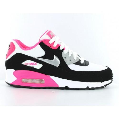 Achat / Vente produits Nike Air Max 90 Femme Noir et Rose,Nike Air Max 90 Femme Noir et Rose Pas Cher[Chaussure-9875301]