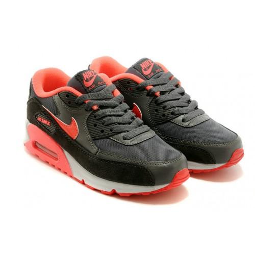 Achat / Vente produits Nike Air Max 90 Femme Noir et Rose,Nike Air Max 90 Femme Noir et Rose Pas Cher[Chaussure-9875304]