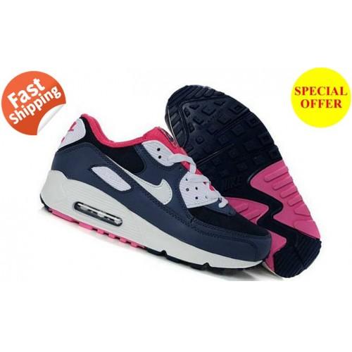 Achat / Vente produits Nike Air Max 90 Femme Noir et Rose,Nike Air Max 90 Femme Noir et Rose Pas Cher[Chaussure-9875305]