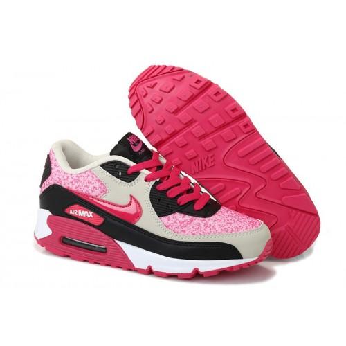 Achat / Vente produits Nike Air Max 90 Femme Noir et Rose,Nike Air Max 90 Femme Noir et Rose Pas Cher[Chaussure-9875315]