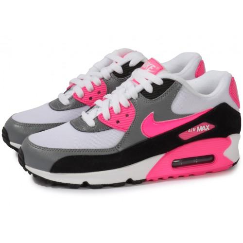 Achat / Vente produits Nike Air Max 90 Femme Rose,Nike Air Max 90 Femme Rose Pas Cher[Chaussure-9875549]