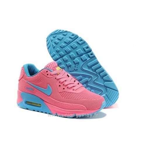 Achat / Vente produits Nike Air Max 90 Femme Rose,Nike Air Max 90 Femme Rose Pas Cher[Chaussure-9875581]