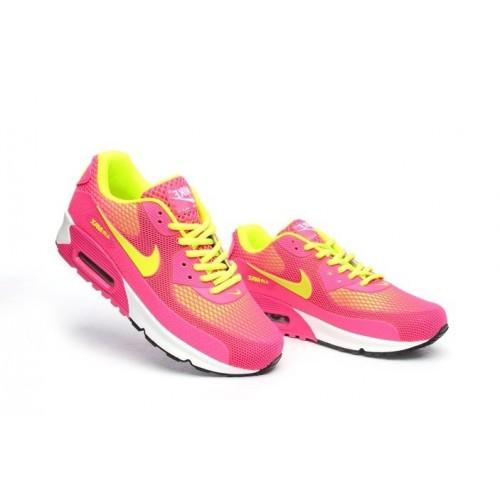 Achat / Vente produits Nike Air Max 90 Femme Rose,Nike Air Max 90 Femme Rose Pas Cher[Chaussure-9875586]