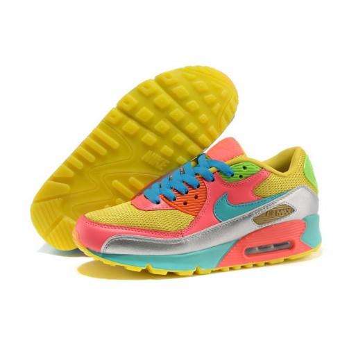Achat / Vente produits Nike Air Max 90 Femme Rose,Nike Air Max 90 Femme Rose Pas Cher[Chaussure-9875587]