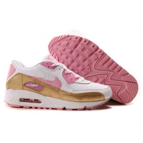Achat / Vente produits Nike Air Max 90 Femme Rose,Nike Air Max 90 Femme Rose Pas Cher[Chaussure-9875589]