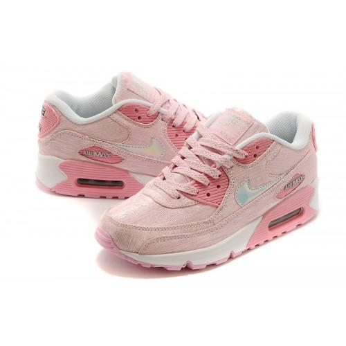 Achat / Vente produits Nike Air Max 90 Femme Rose,Nike Air Max 90 Femme Rose Pas Cher[Chaussure-9875592]