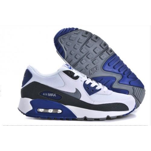 Achat / Vente produits Nike Air Max 90 Homme Bleu,Nike Air Max 90 Homme Bleu Pas Cher[Chaussure-9875596]