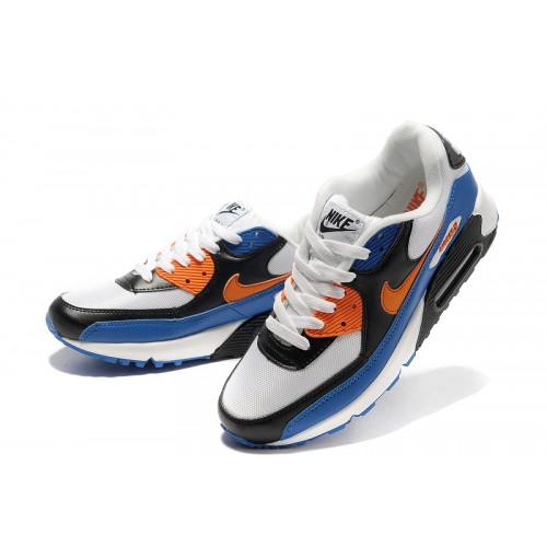 Achat / Vente produits Nike Air Max 90 Homme Bleu,Nike Air Max 90 Homme Bleu Pas Cher[Chaussure-9875614]