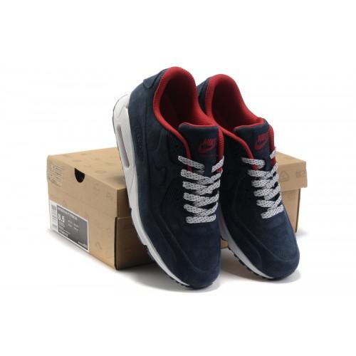 Achat / Vente produits Nike Air Max 90 Homme Bleu,Nike Air Max 90 Homme Bleu Pas Cher[Chaussure-9875615]