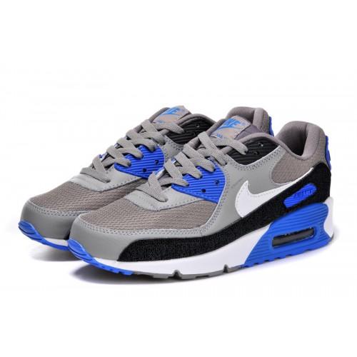 Achat / Vente produits Nike Air Max 90 Homme Bleu,Nike Air Max 90 Homme Bleu Pas Cher[Chaussure-9875620]