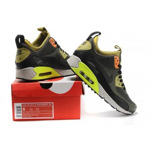 Achat / Vente produits Nike Air Max 90 Homme Mid,Nike Air Max 90 Homme Mid Pas Cher[Chaussure-9875626]