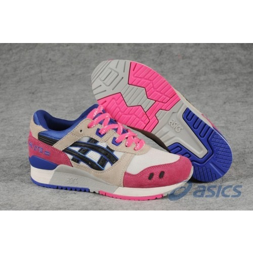 Achat / Vente produits Asics Gel Lyte 3 Femme Rose,Professionnel Courir Chaussures Asics Gel Lyte 3 Femme Rose Pas Cher[Chaussure-9874245]
