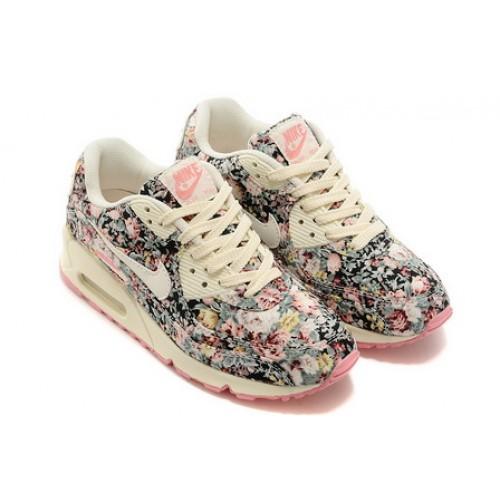 Achat / Vente produits Nike Air Max 90 Femme Fleur,Nike Air Max 90 Femme Fleur Pas Cher[Chaussure-9875201]