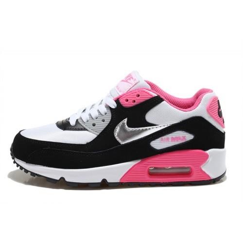 Achat / Vente produits Nike Air Max 90 Femme Noir et Rose,Nike Air Max 90 Femme Noir et Rose Pas Cher[Chaussure-9875292]