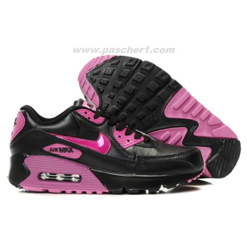 Achat / Vente produits Nike Air Max 90 Femme Noir et Rose,Nike Air Max 90 Femme Noir et Rose Pas Cher[Chaussure-9875317]