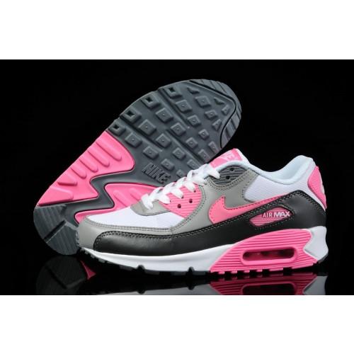 Achat / Vente produits Nike Air Max 90 Femme Noir et Rose,Nike Air Max 90 Femme Noir et Rose Pas Cher[Chaussure-9875325]