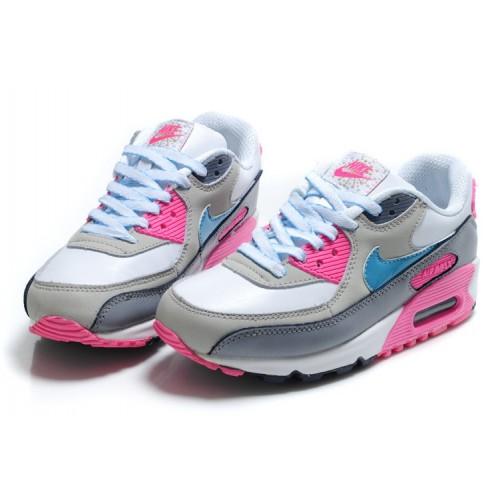 Achat / Vente produits Nike Air Max 90 Femme Rose,Nike Air Max 90 Femme Rose Pas Cher[Chaussure-9875551]