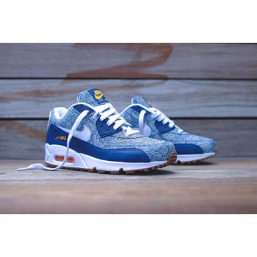 Achat / Vente produits Nike Air Max 90 Homme Bleu,Nike Air Max 90 Homme Bleu Pas Cher[Chaussure-9875617]